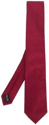Salvatore Ferragamo geometric pattern tie
