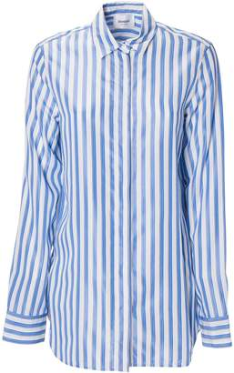 Dondup Striped Patten Shirt