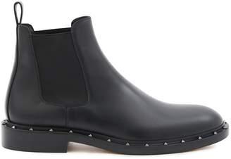 Valentino Garavani Studs Chelsea boots