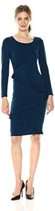 Tracy Reese Women's Frilled T Dress
