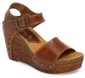 Sbicca Brella Studded Platform Wedge Sandal