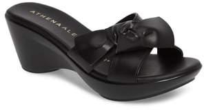 Athena Alexander Giada Wedge Sandal