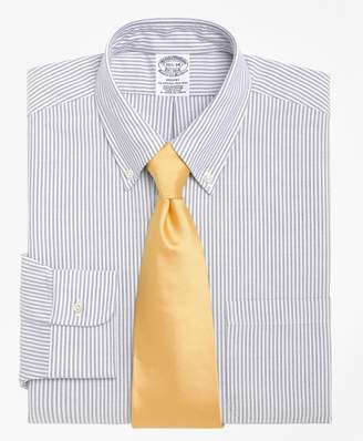 Brooks Brothers Regent Fitted Dress Shirt, Stripe