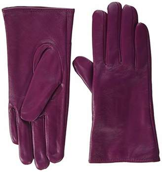 bcfff5bdd Butter Shoes Snugrugs Women's Soft Premium Leather Glove, Blue Navy, (Size:7