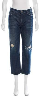 Acne Studios Pop Eva Mid-Rise Jeans