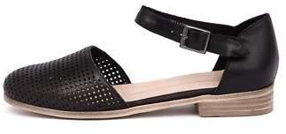 Mollini New Quaver Black Womens Shoes Casual Shoes Flat