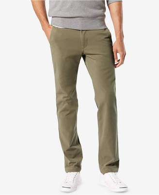 Dockers Downtime Slim Tapered Fit Smart 360 Flex Khaki Stretch Pants