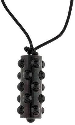 Lalique Mossi Pendant Necklace