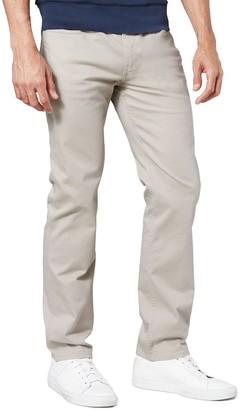 Dockers Men's Straight-Fit Jean Cut Khaki All Seasons Tech Pants D2