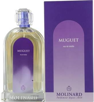 Molinard 1849 Muguet by for Women Eau De toilette Spray, 3.3-Ounce/100ml Lily of The Valley