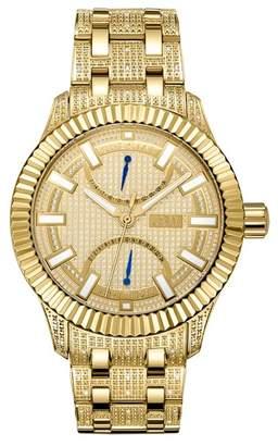JBW Men's Crowne Diamond Watch, 47mm - 0.50 ctw