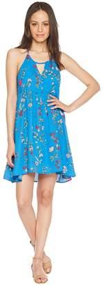 BB Dakota Maliyah Super Bloom Printed Dress Women's Dress