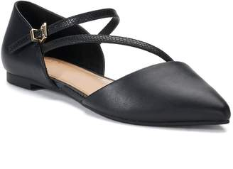 Apt. 9 Develop Women's D'orsay Flats