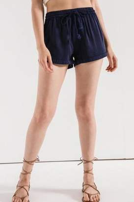 Others Follow Blue Jessie Shorts