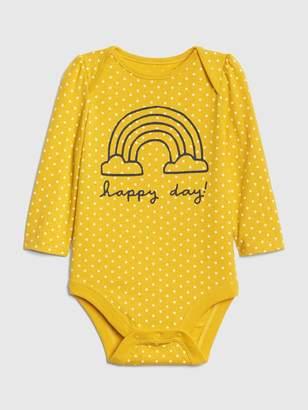Gap Baby Graphic Bodysuit