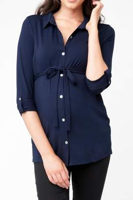 Ripe Maternity Jersey Nursing Shirt