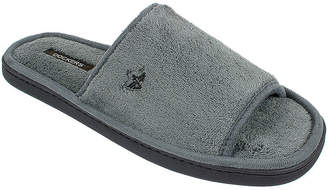 Dockers Mens Terry Slide Slippers