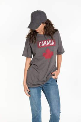 Ardene Oversized Canada tee