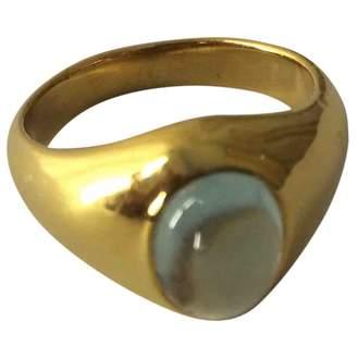 Pomellato Yellow gold ring