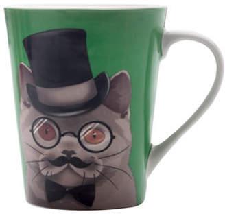 Maxwell & Williams Mob Oliver Porcelain Mug Set