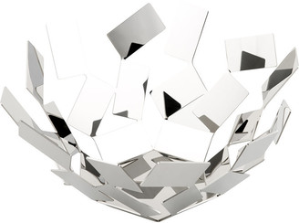 Alessi La Stanza Fruit Bowl - Stainless Steel