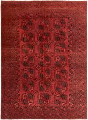 """ABC Home Vintage Afghan Wool Rug - 9'9""""x13'3"""""""