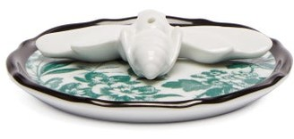 Gucci Herbarium Bee Porcelain Incense Stand - Green