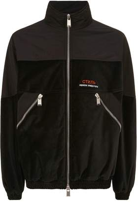 Heron Preston Funnel Neck Jacket