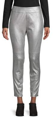 Highline Collective Metallic Stretch Leggings