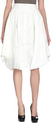 J.W.Anderson Knee length skirts - Item 35376155IR
