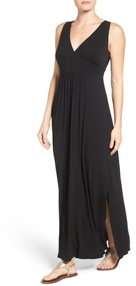 Caslon Knit Maxi Dress (Petite) $24.97 thestylecure.com