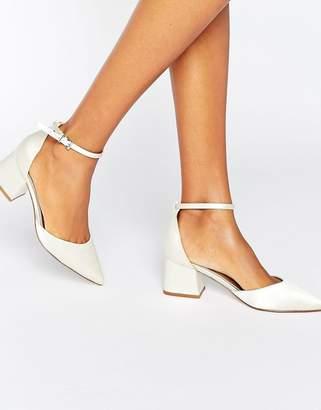 Asos (エイソス) - ASOS STARLING Bridal Pointed Heels
