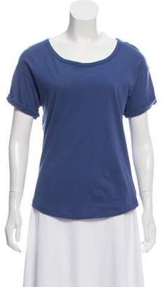 Organic by John Patrick Short Sleeve Scoop Neck T-Shirt