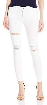 William Rast Women's Willliam Skinny Ankle Crop Jean