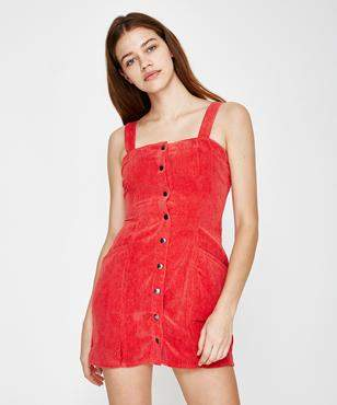 The Fifth Label Central Dress Red