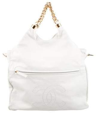 Chanel Rodeo Drive Tote White Rodeo Drive Tote