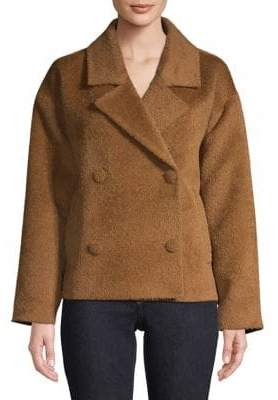 Eileen Fisher Notch Collar Coat