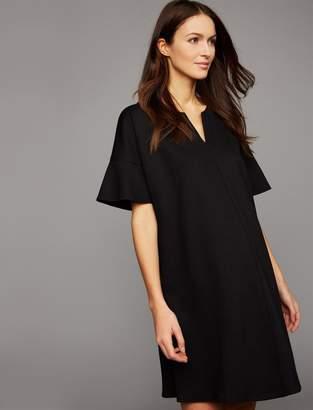 Isabella Oliver Sleeve Detail Maternity Dress