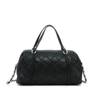 Chanel Mademoiselle leather handbag
