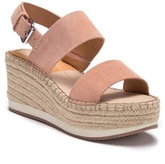 903406543fc4 Dolce Vita Maggie Platform Espadrille Wedge Sandal