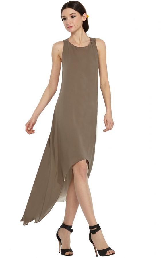 Alice + Olivia Carmen High-Low Dress