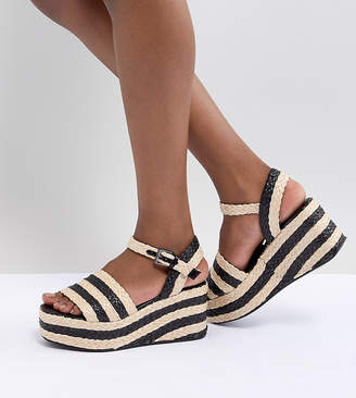 Sixty Seven SixtySeven Heeled Wedge Sandals