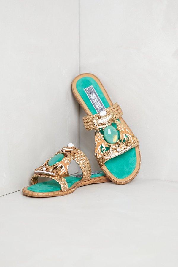 Anthropologie Pharaoh Sandals