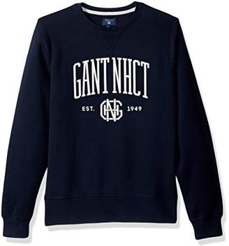 Gant Men's New Haven Crewneck Sweatshirt