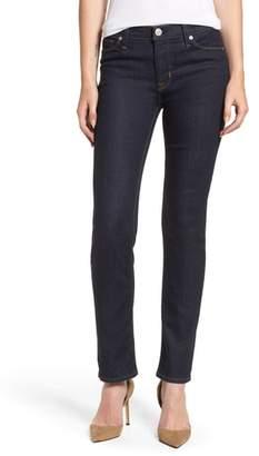 Hudson Nico Midrise Straight Leg Jeans