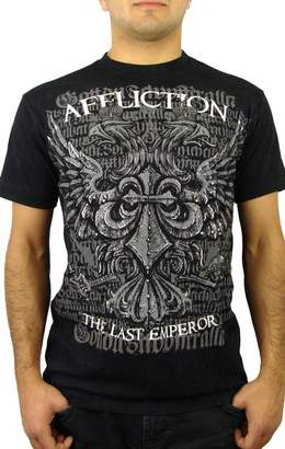 Affliction Fedor Warbird Signature Series S/S Guys T-shirt in by Clothing, Size: