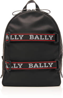 Bally Logo Band Backpack