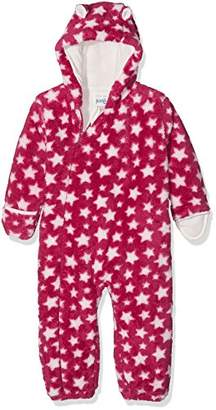 1782f3f53fcd Baby Girl Fleece Snowsuit - ShopStyle UK