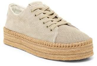 Tretorn Eve Espadrille Sneaker $100 thestylecure.com