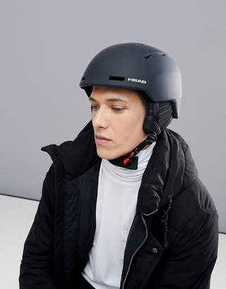 Head Vico Ski Helmet In Black